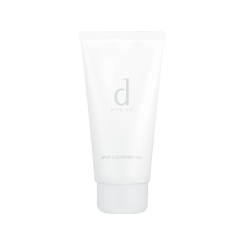 SHISEIDO d program Mild Cleasing Gel