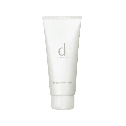 SHISEIDO d program Conditioning Wash