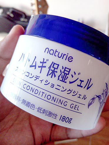 Naturie Job's Tears Skin Conditioning Gel